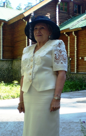 Княгиня Ольга Николаевна Куликовская-Романова